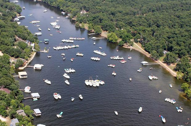 Tips to prevent carbon monoxide exposure in boats grand for Grand lake ok fishing report